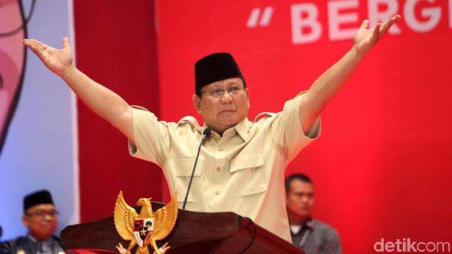 Viral Situs 'KTP Prabowo', Timses Prabowo: Tidak Resmi dari Kami