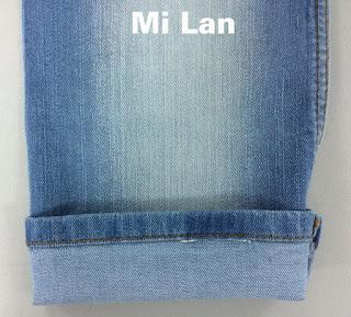 Vải jean cotton thun S302