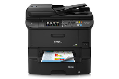 Epson WorkForce Pro WF-6530 Driver Download