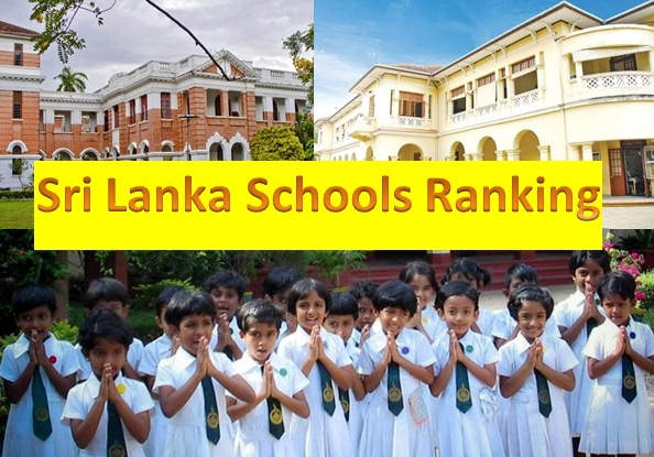 Sri Lanka Top 10 Schools list