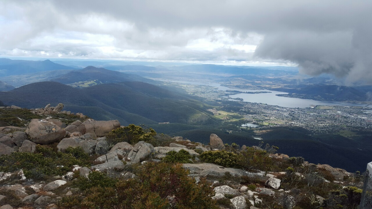 twoplicates, tasmania, hobart, travels, mt wellington, mona, bruny island