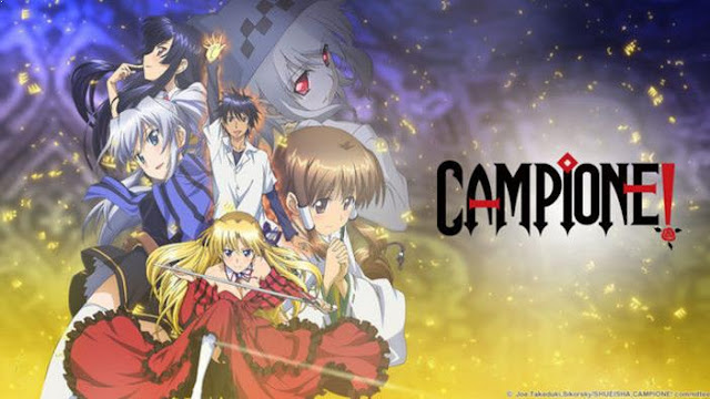 Top Sword Anime Series ( Where the Main Character Uses a Sword) - Campione