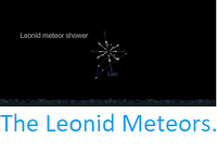http://sciencythoughts.blogspot.co.uk/2017/11/the-leonid-meteors.html