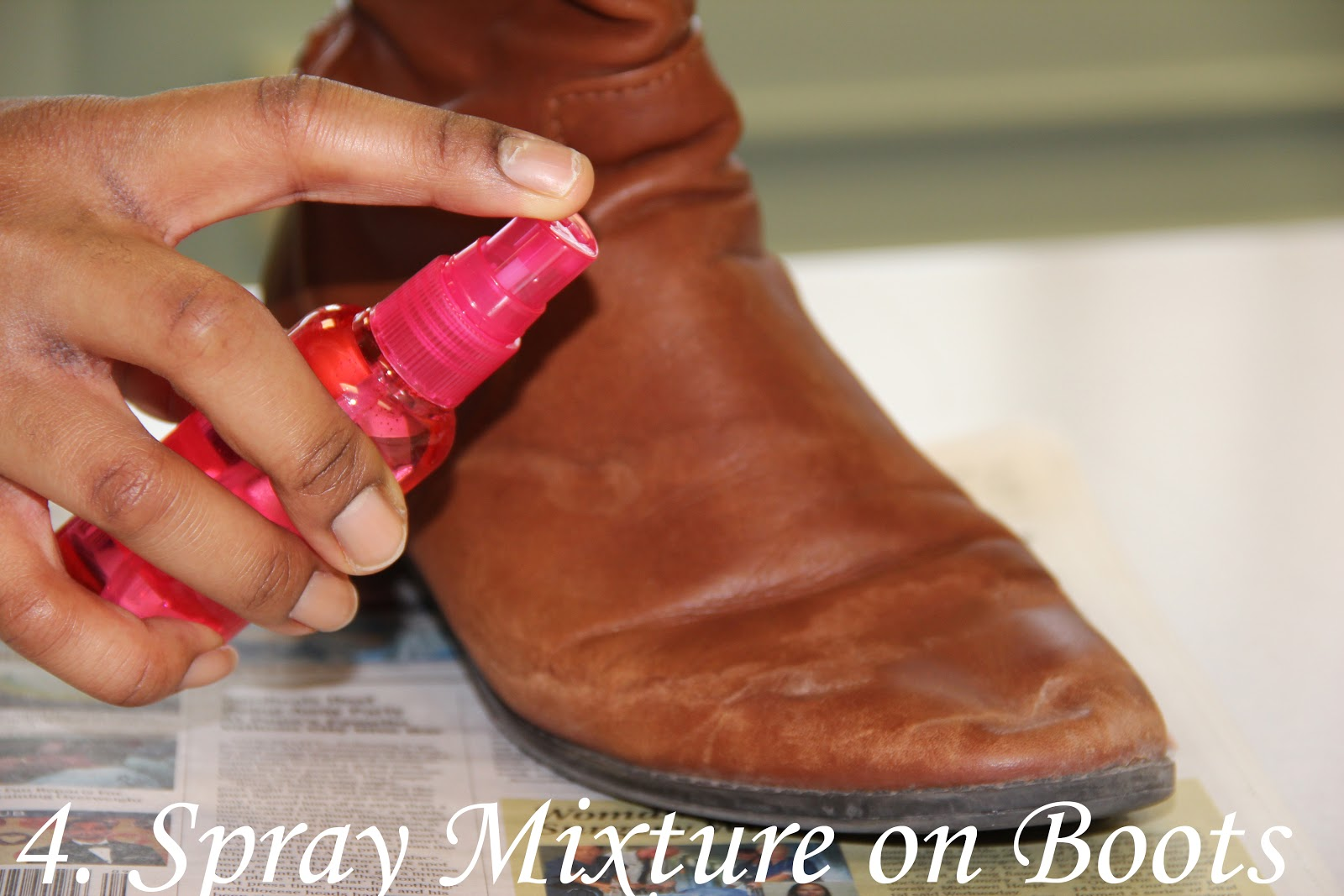 How To Remove Salt Stains From Leather Boots A Step By Guide