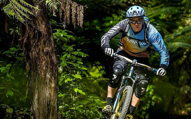 Justin Leov Joins The Canyon Factory Enduro Team For 2016