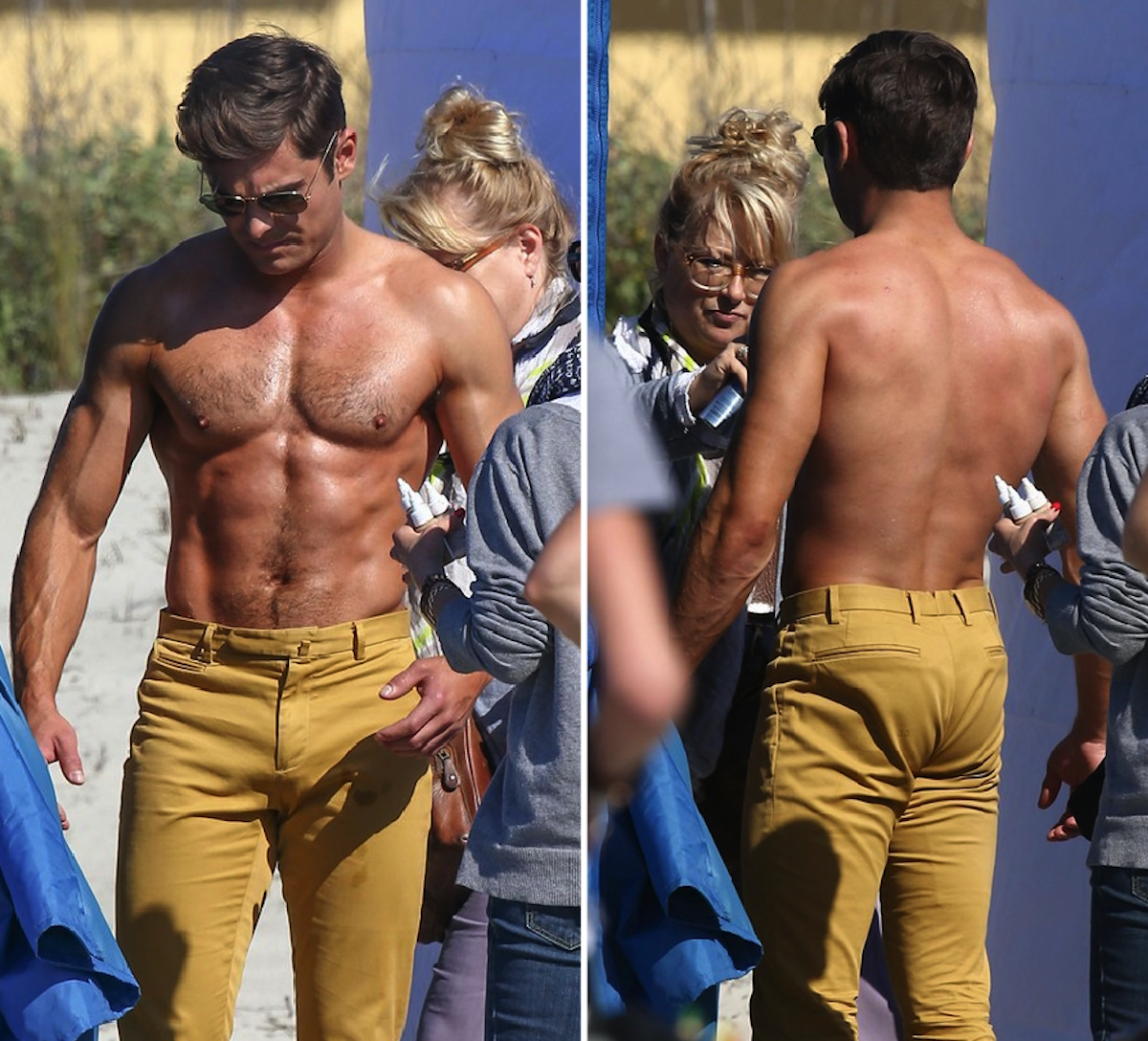 Zac Efron Haveing Sex 77