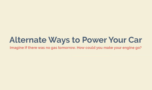 Alternate Ways To Power Your Car