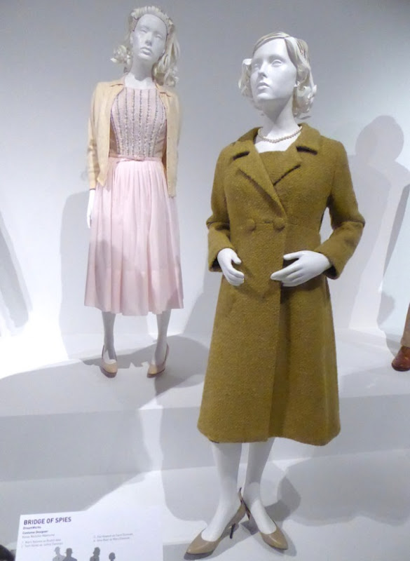 Carol and Mary Donovan costumes Bridge of Spies
