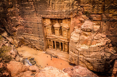Lost City of Petra, Yordania