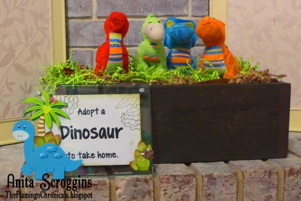 adopt a dinosaur