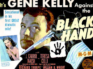 La mano negra (AKA: La mafia de la mano negra) | 1950 | Black Hand | Caratula, cover, dvd