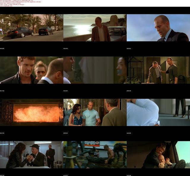 Capturas El Transportador 1 DVDRip Español Latino Descargar 1 Link Ver Online