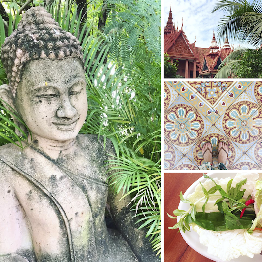Sources of inspiration: Cambodia // Lush and lovely // With brutal history and a brand new future // top 5 things to see and reasons to visit this beautiful country