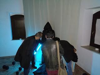 L'Ultimo Cavaliere Jedi - Museo #MeTe. Foto di Stefano Siracusa