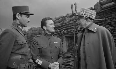 Kirk Douglas: Senderos de gloria (1957) Paths of Glory