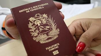El Pasaporte Venezolano
