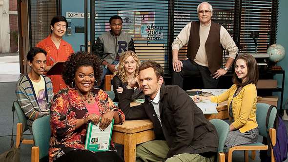 Ramblings of the Easily Distracted: Box Set Blues: Community, Series 1