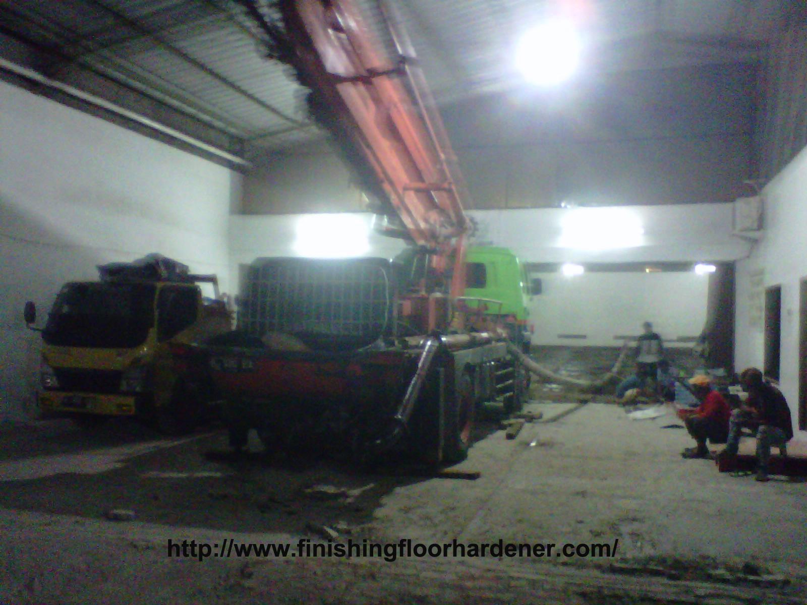 Floor Hardener Bogor