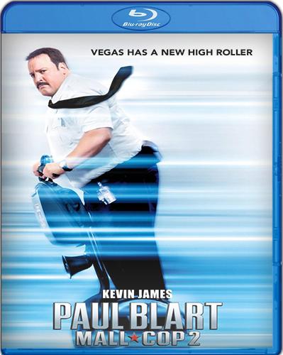 Paul Blart: Mall Cop 2 [BD25] [2015] [Latino]