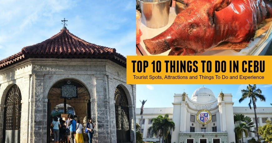 Top Picks 10 Things To Do In Cebu Tourist Spots