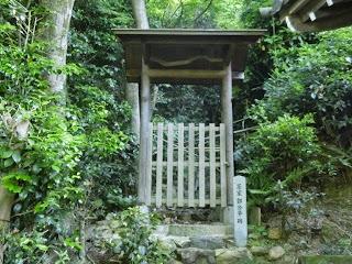 京都:清閑寺茶室