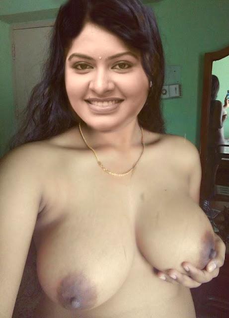 Vijay tv actress boobs Rachitha Rachu topless sexy nude nipple selfie pic