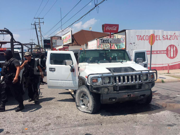 Se registra enfrentamiento entre Militares y Convoy de armados en Angostura se rumora muerte de El Azulito