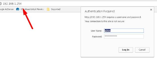 ip address default tplink