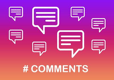 berkomentar di instagram