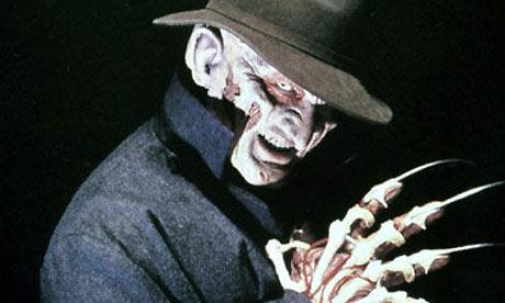 The best of horror films: Freddy Krueger - A Nightmare On ...