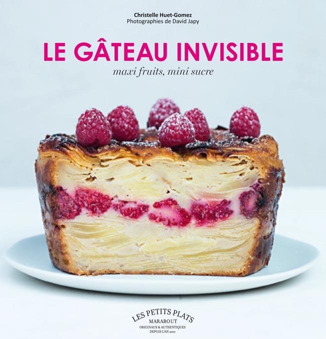 Le gâteau invisible marabout