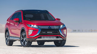 2019 Mitsubishi Eclipse Cross: Design, Examen, Spécifications