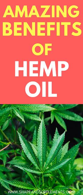 9 incredible health benefits of hemp oil