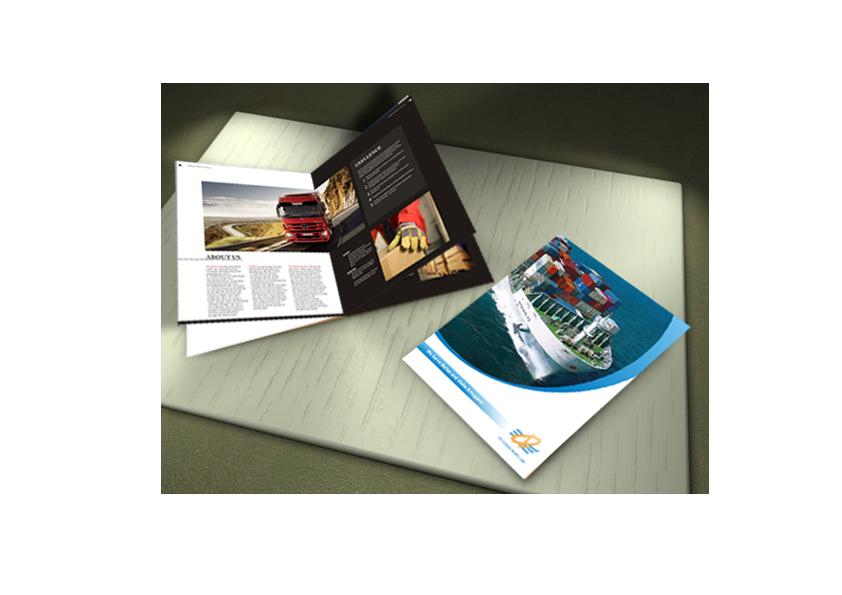 Cd Template Flash Contoh Desain Company Profile Cetak Perusahan