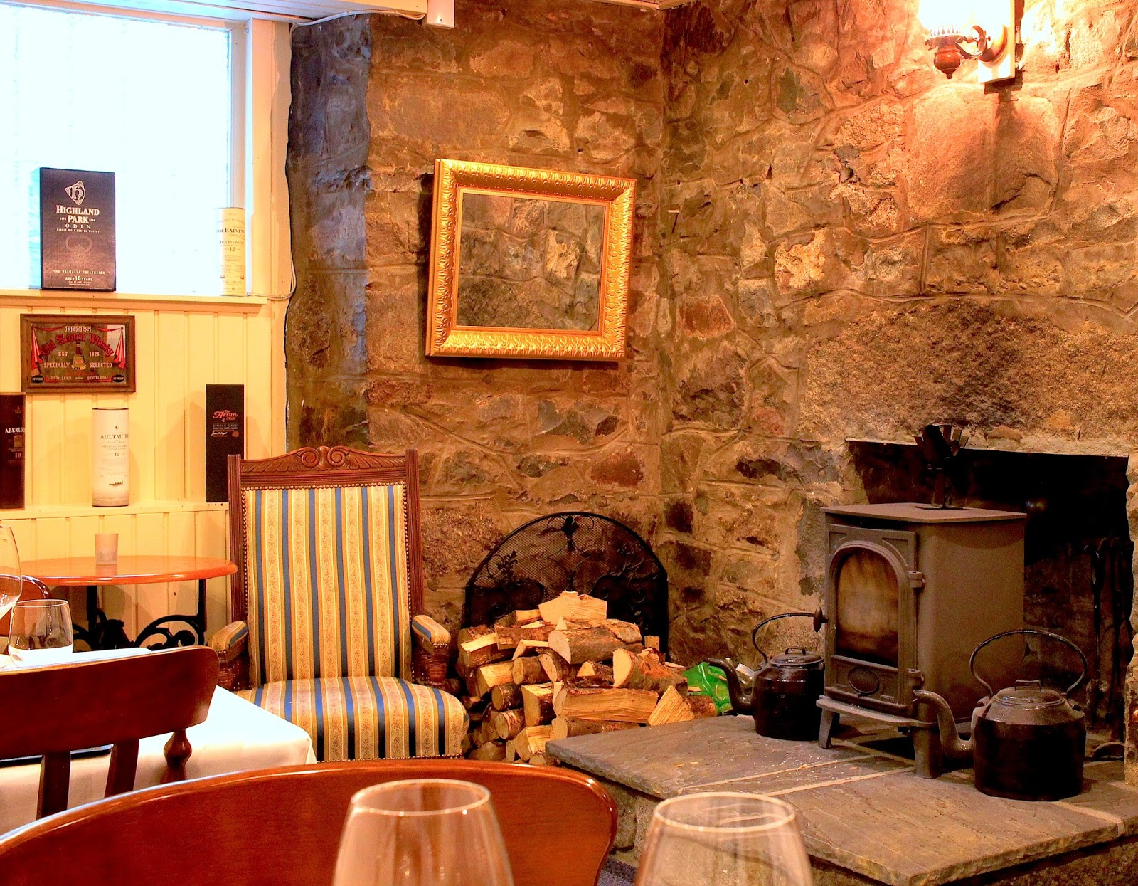 Delicious Times at Taynuilt Hotel Scotland Travelicious Lifestyle