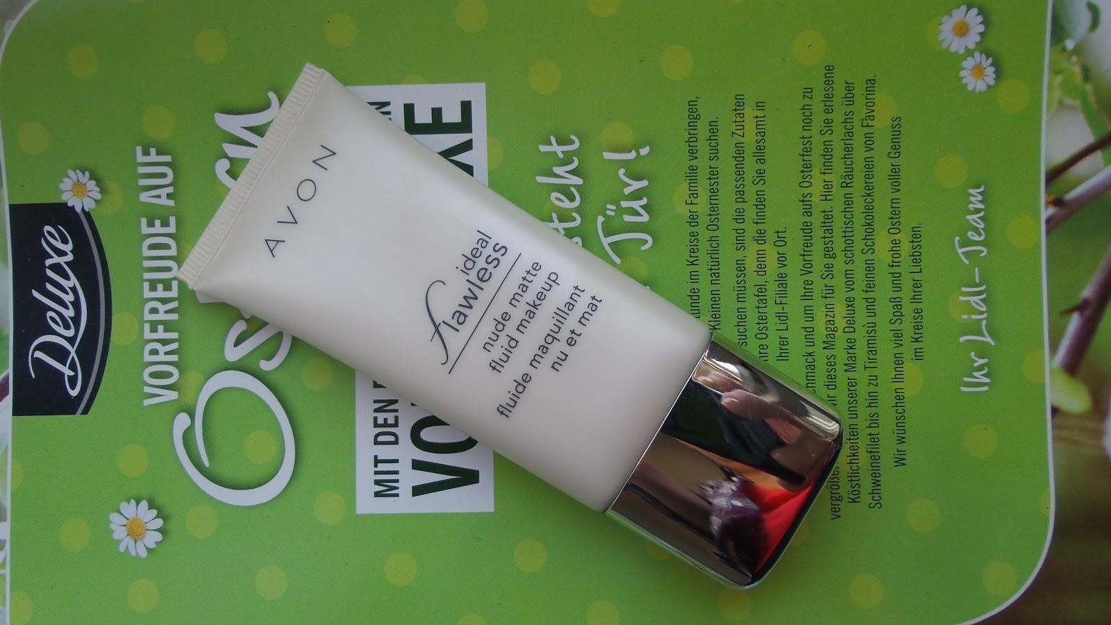 Avon - Product Detail : Mark. Nude Matte Fluid Makeup SPF