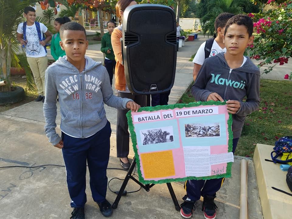 d603161b411e EFEMÉRIDES DE LA TERCERA SEMANA DE MARZO ~ Centro Educativo Norberto ...