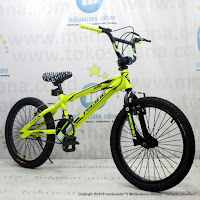 20 Inch Pacific Toxic TX05 Freestyle BMX Bike