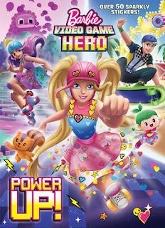 Barbie Video Game Hero บาร์บี้: ผจญภัยในวีดีโอเกมส์