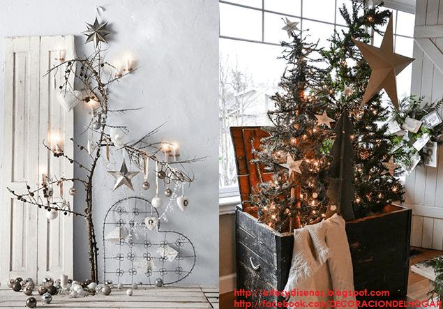 C mo decorar en navidad sin gastar mucho dinero diy for Disenos navidenos para decorar puertas