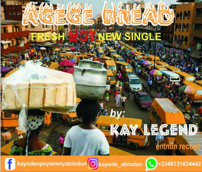 Kay Legend - Agege Bread (Prod By @Si_soulbeats)