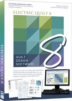 EQ8 quilt software