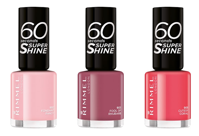 rimmel 60 seconds super shine shades