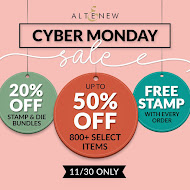 Shop Altenew (Nov. 30th only)