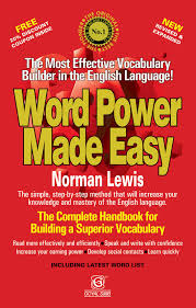 Word Power Made Easy PDF by Norman Lewis- Free Download