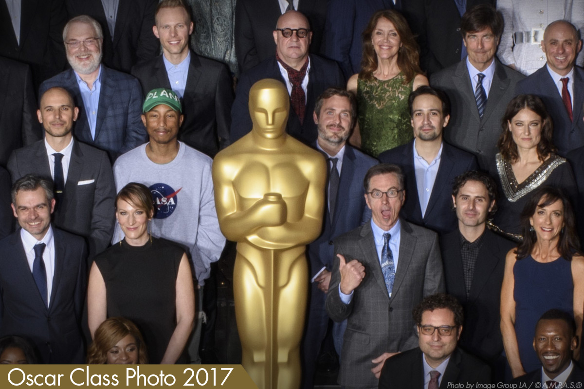 Oscars 2017: Nominees celebrated at luncheon
