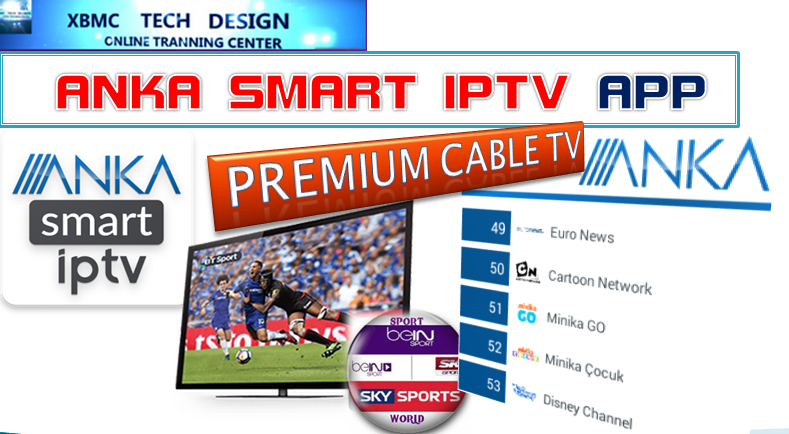 Download ANKA SMART PRO IPTV APK- FREE (Live) Channel Stream Update(Pro) IPTV Apk For Android Streaming World Live Tv ,TV Shows,Sports,Movie on Android Quick ANKA SMART TV-PRO Beta IPTV APK- FREE (Live) Channel Stream Update(Pro)IPTV Android Apk Watch World Premium Cable Live Channel or TV Shows on Android