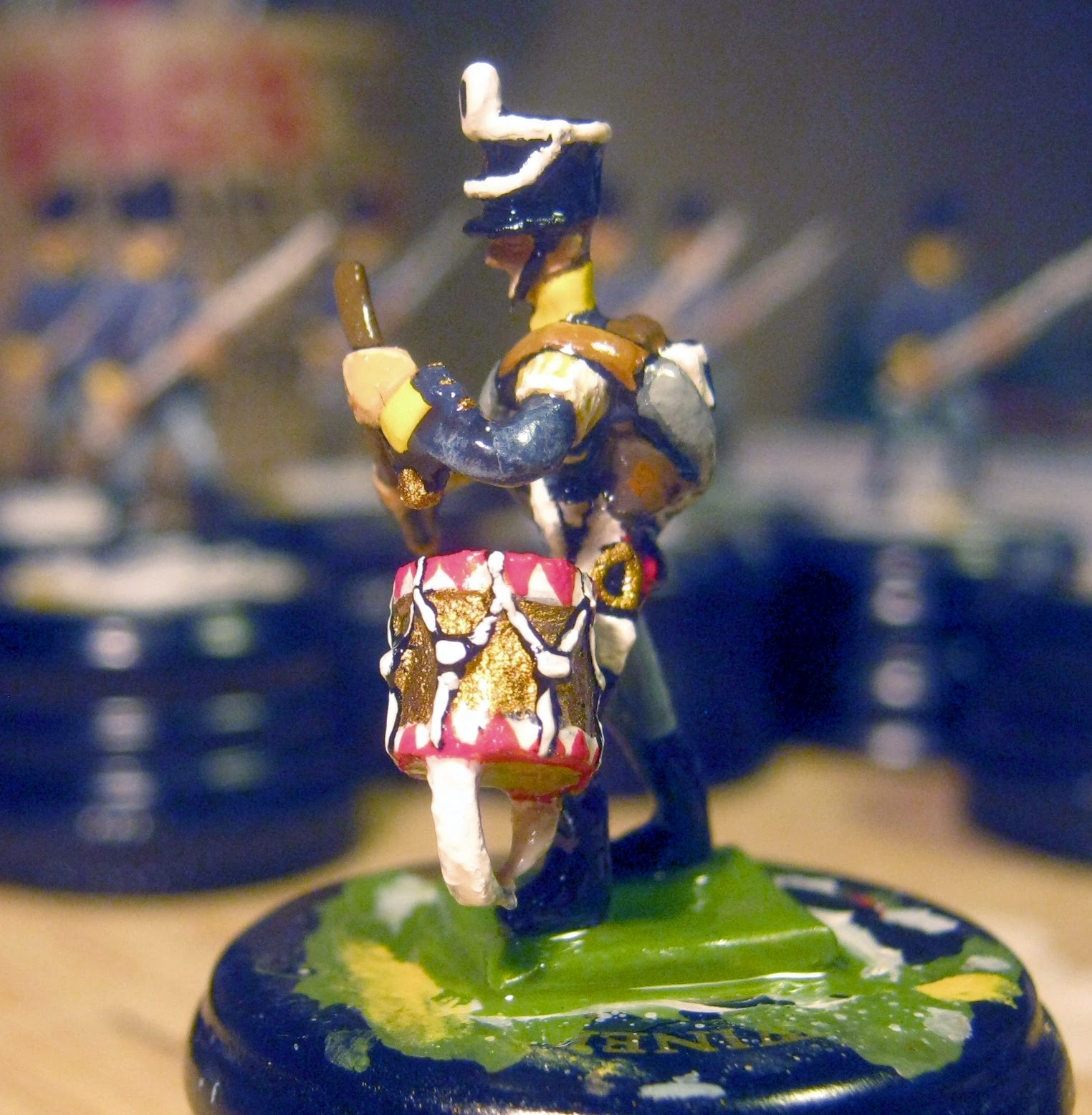 Lamming PI 6: Prussian Line Infantry Drummer
