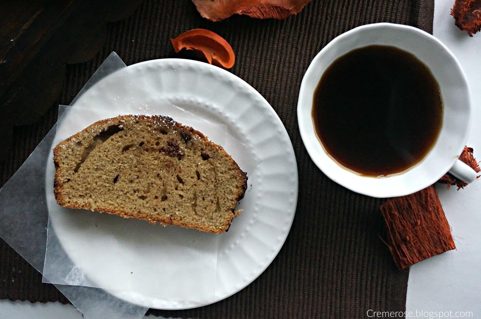 Mocha Caramel Pound Cake
