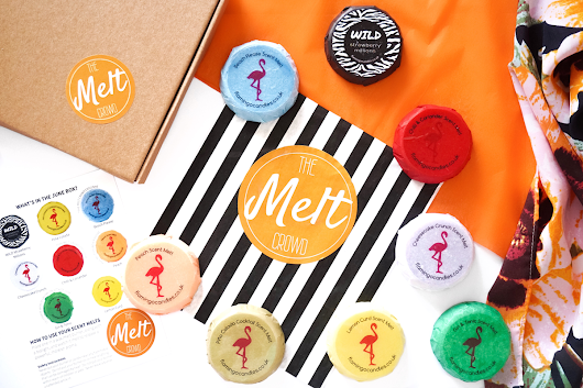 Flamingo Candles | The Melt Crowd June 2016